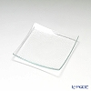 Modern Bohemia Square plate, Extra clear 16 x 16 cm
