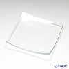 Modern Bohemia Square plate, Extra clear 26 x 26 cm