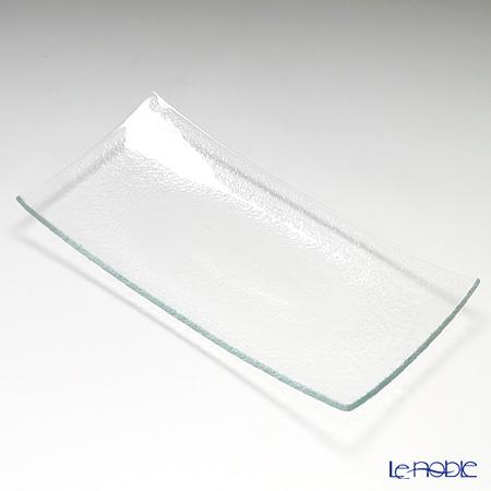 Modern Bohemia 'Classic' Extra Clear Rectangular Plate 32x16cm