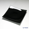 Modern Bohemia 'Classic' Black Square Plate 26x26cm