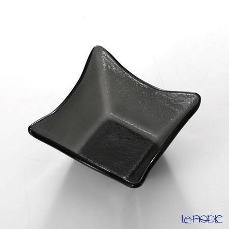 モダンボヘミア リッド ミニボウル 9.5×9.5cm ブラック