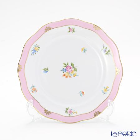 ヘレンド ローズチューリップ ピンク RTFP 20517-0-00 プレート 19cm