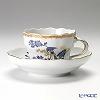マイセン(Meissen) インドの鳥と金の竹 570110/00582コーヒーカップ&ソーサー 200cc