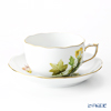 Herend 'PLMP-6' 20724-0-00 Tea Cup & Saucer 200ml