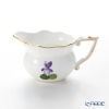 Herend Violet Sisi Anniversary 1 Creamer 80 cc, VIOLET 00645-0-00