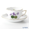 Herend Violet Sisi Anniversary Tea Cup & Saucer 200 cc, VIOLET 00730-0-00