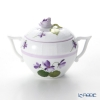Herend Sisi Violet Lilac VIOLETL 00472-0-09 Sugar Pot (Rose) 200ml