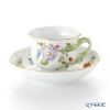 Herend floral CD-X1 04277-0-66 Coffee Cup & Saucer
