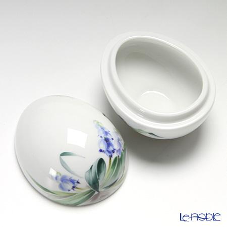 Meissen 'Woodland Flora' 614501/52281 Lying Egg Box
