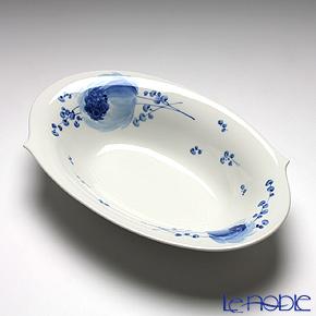 マイセン(Meissen) 青い花 614701/28281 ボウル 28cm