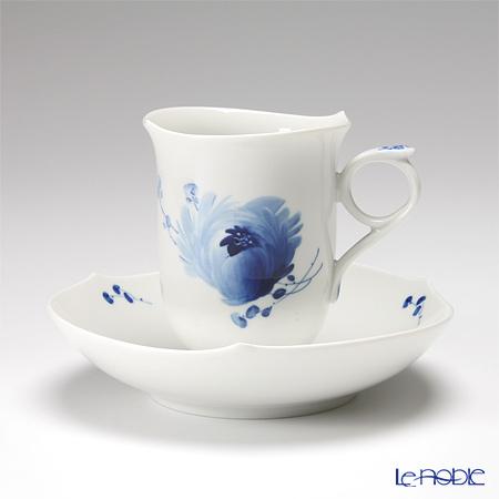 マイセン(Meissen) 青い花 614701/28582 コーヒーカップ&ソーサー 180cc