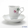 マイセン(Meissen) アルペンフローラ 616101/29582/06コーヒーカップ&ソーサー 180cc Motiv No.6