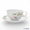 Goldenberry 619101 / 29633 Meissen (Meissen) Tea Cup & Saucer 170 cc