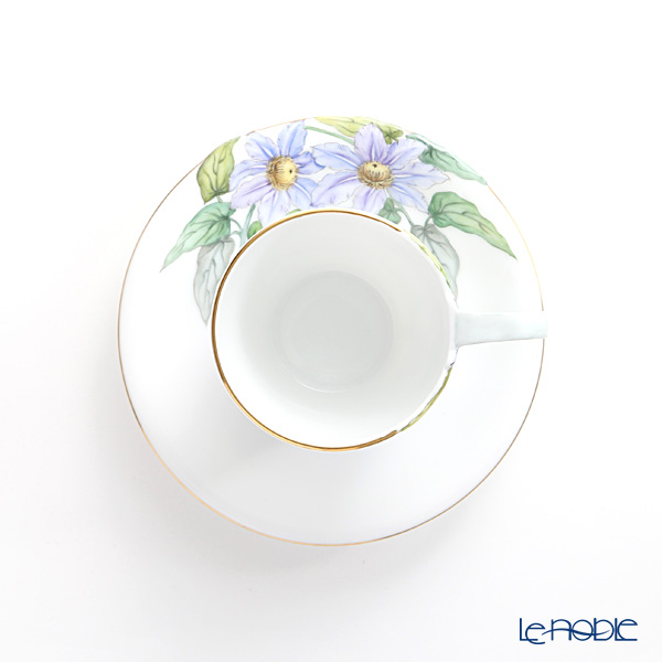 Herend QFL 04683-0-00 Mocha Cup & Saucer 100ml