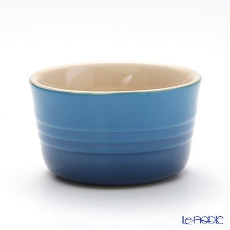 ル・クルーゼ(LeCreuset) ラムカン 10cm マルセイユブルー