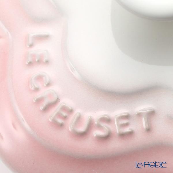 ル・クルーゼ(LeCreuset) ラムカン フルール 0.21Lシフォンピンク ふた付