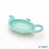 Le Creuset Teabag Holder 12.5 cm, cool mint, stoneware