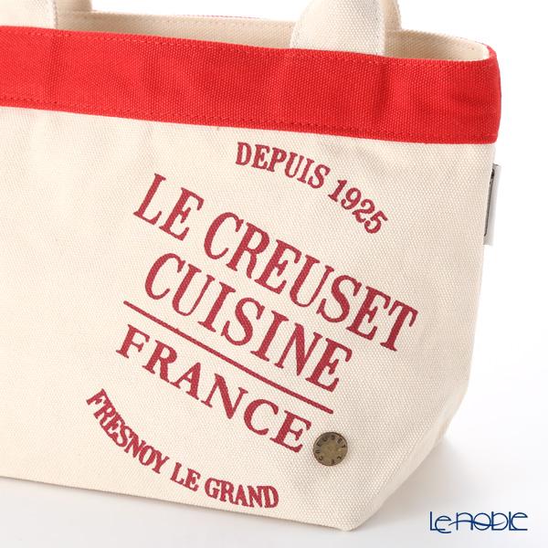 ル・クルーゼ(LeCreuset) ショッパーバッグ 32×21cmLe Creuset 1925