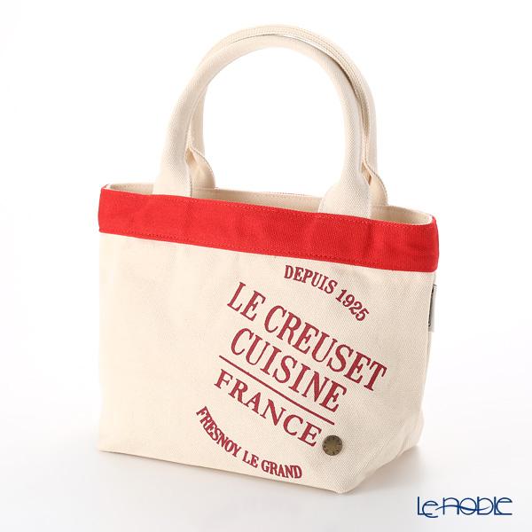ル・クルーゼ(LeCreuset) ショッパーバッグ 32×21cm Le Creuset 1925