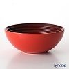 Le Creuset Cereal Bowl 16 cm red, stoneware