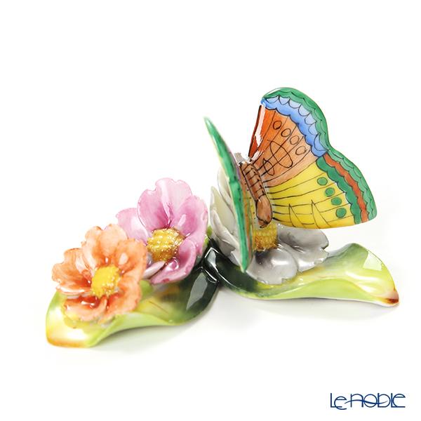 ヘレンド CD-EDF花と蝶 09316-0-00