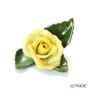 Herend 'Yellow Rose' C-Y 08983-0-00 Menu Stand H4cm
