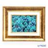 Enamel Cloisonne / Kyoto Shippo Art 'Kitayama Cedar' Panel / Plaque 25x20.5cm