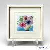 Enamel Cloisonne (Kyoto Shippo Art) Flower in a Cup 25.8x25.8cm