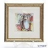 Enamel Cloisonne Marriage 29.5 x 29.5 cm