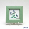 Enamel Cloisonne Herbal Collection Borage 16.8 x 16.8 cm