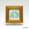 Enamel Cloisonne Vegetable, Cabbage 16.8 x 16.8 cm