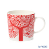Royal Dolton 'Fable - Tree' Red Mug 400ml