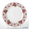 Royal Albert 'New Country Roses' Pink Vintage Dinner Plate 26.5cm