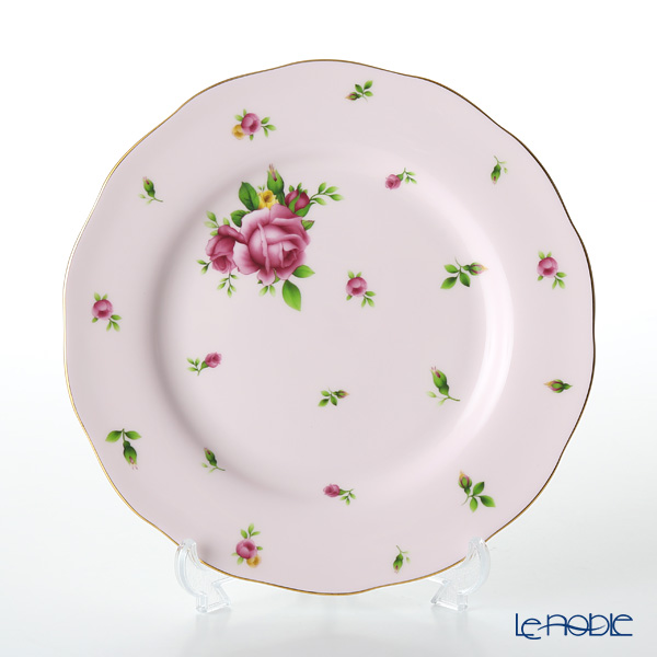 Royal Albert New Country Roses Pink Vintage Plate 20cm