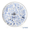 Herend 'Zoo Garden Blue Platinum / Jardin Zoologique' ZOBA-PT 02537-0-00 Plate 26.5cm