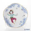 And the Meissen (Meissen) Midsummer night dream 680691 / 23501 / 06 Plate 18 cm number6