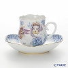 Meissen 'Midsummer Night's Dream' [Motif No.11] 680691/23582 Coffee Cup & Saucer 200ml