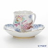 And the Meissen (Meissen) Midsummer night dream 680691 / 23582 Coffee Cup & Saucer 150 cc Motiv number12