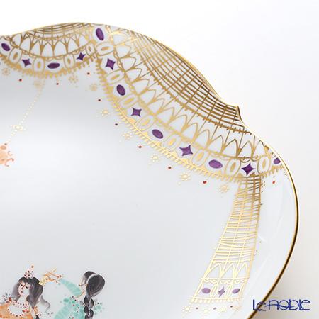 マイセン(Meissen) アラビアンナイト 680710/23501/01プレート 18cm Motiv No.1