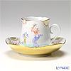 マイセン(Meissen) アラビアンナイト 680710/23582コーヒーカップ&ソーサー 150cc Motiv No.8