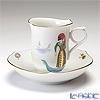 マイセン(Meissen) ベニスへの旅コーヒーカップ&ソーサー 180cc Motiv No.4