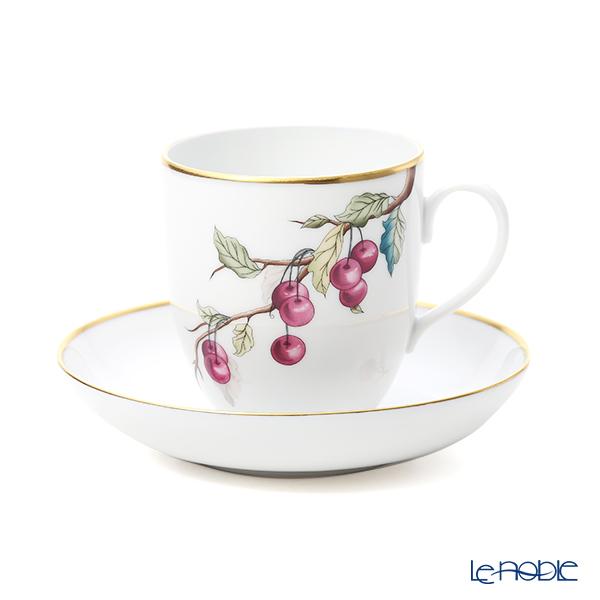 ヘレンド 4 Seasons サマー QUSA2 02725-0-00 コーヒーカップ&ソーサー 320ml