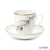 Herend '4 Seasons - Winter' QASA4 02725-0-00 Coffee Cup & Saucer 320ml