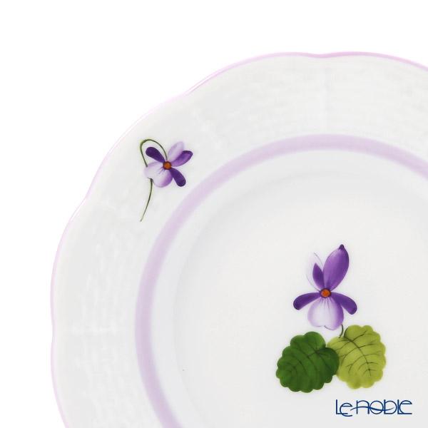 Herend 'Sisi Violet Lilac' VIOLETL 00512-0-00 Plate 12.5cm