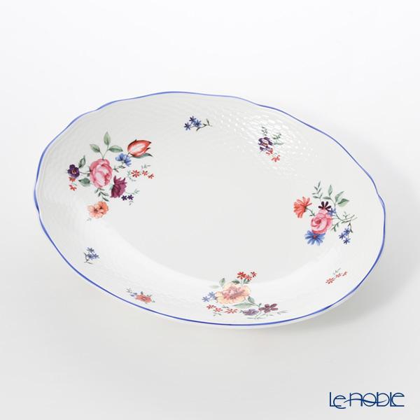 Wedgwood (Wedgwood) tafetta flower Over dish 25.5 cm