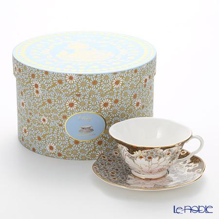 Wedgwood Daisy Tea Story Teacup and Saucer Blue