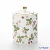 Wedgwood Wild Strawberry Al Fresco Tea Caddy