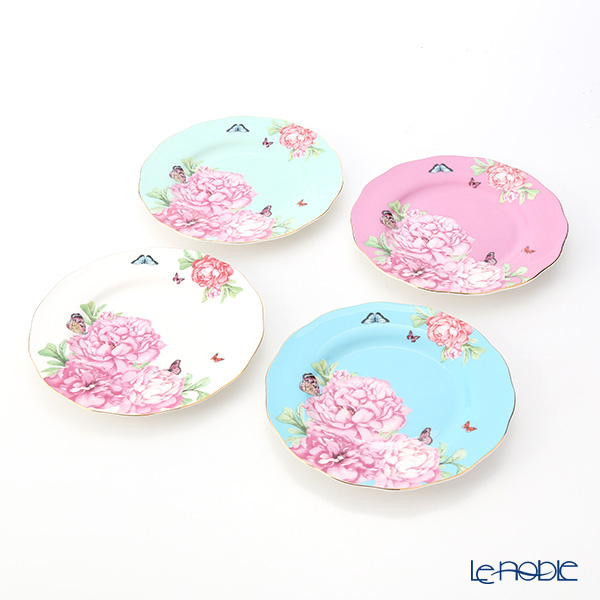 Royal Albert Miranda Kerr Friendship Tea Plates 20 cm (Set Of 4)