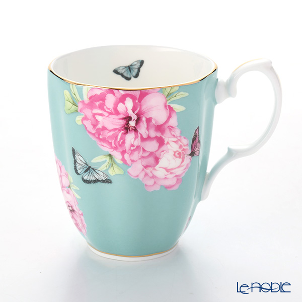 Royal Albert Miranda Kerr Friendship Mug - Turquoise 0.4 l