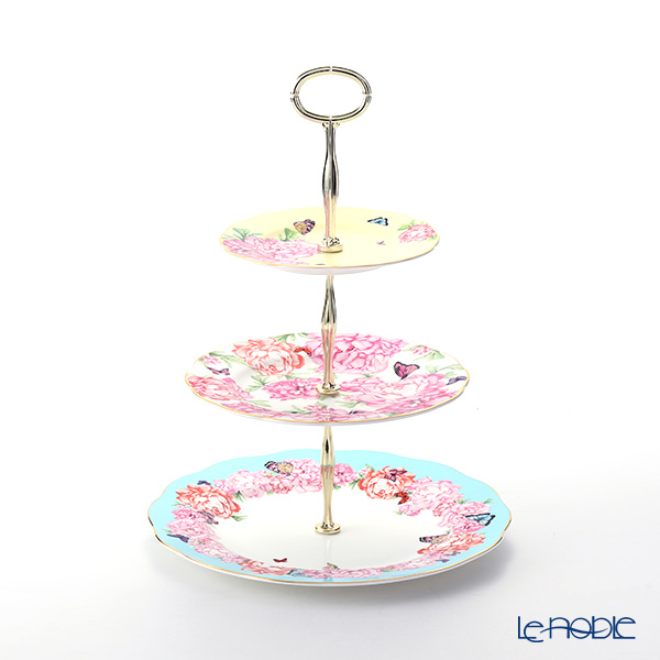 Royal Albert Miranda Kerr 3-Tier Cake Stand